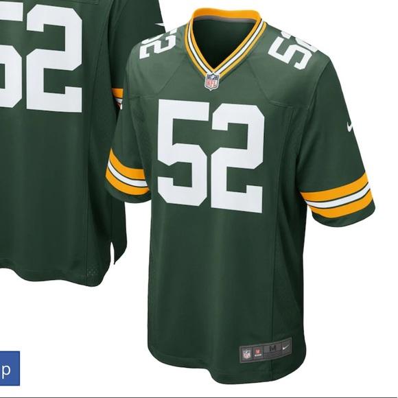 Green Bay Packers Clay Matthews Jersey